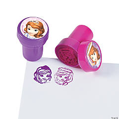 Sofia the First Mini Stampers