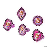 Sofia the First Jewel Rings