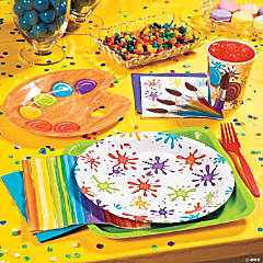 Little Artist Party Supplies