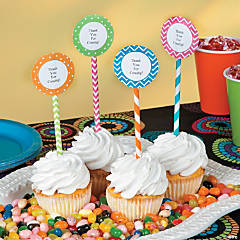 Happy Birthday Favor Tags Idea