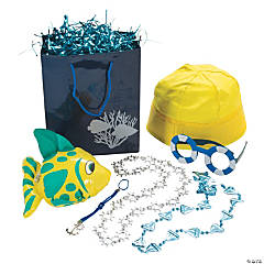 Under the Sea Swag Bags