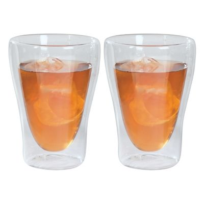 quickview image of double wall glass rocks glasses with sku13676422