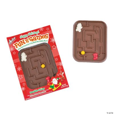 Chocolate Christmas Game