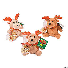 Plush Reindeer with Reese's® Peanut Butter Cup® Miniatures