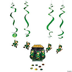 Dancing Leprechaun Decorating Kit