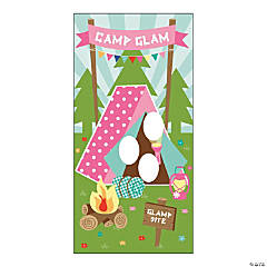 Camp Glam Door Banner