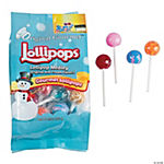 Christmas Gourmet Mini Lollipops