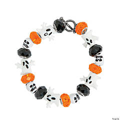 Halloween Large Hole Bracelet Idea