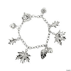 Autumn Leaves Bracelet Idea