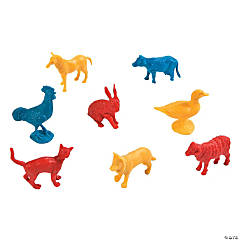 Farm Animal Toy Puzzles