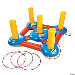 Jumbo Inflatable Ring Toss Game