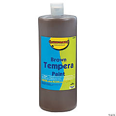 Brown Tempera Paints