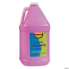Gallon Tempera Paint - Magenta