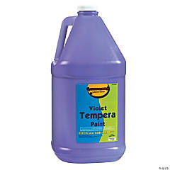 Gallon Tempera Paint - Violet