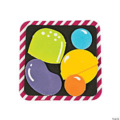 Candy Magnet Foam Craft Kit