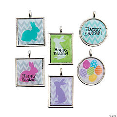 Framed Easter Charms