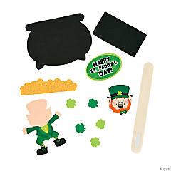 Dancing Leprechaun Pop-up Craft Kit