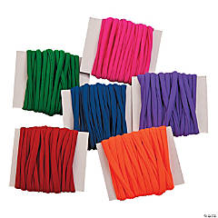Assorted Bright Stretch Cording - 5mm
