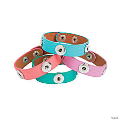 Small Bright Snap Bracelets