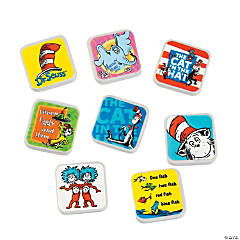 Dr. Seuss™ Mini Erasers