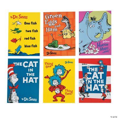 Dr. Seuss™ Mini Memo Pads