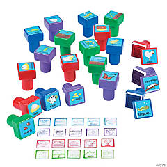 Life Cycle Stamper Assortment