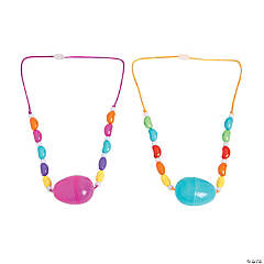 Easter Egg Necklace Craft Kit