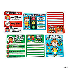 Classroom Management Poster Set