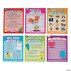 Good Writers Poster Set