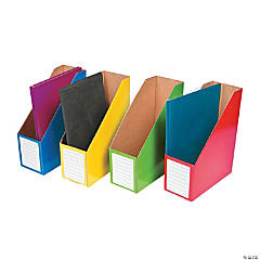 Rainbow Book Holders