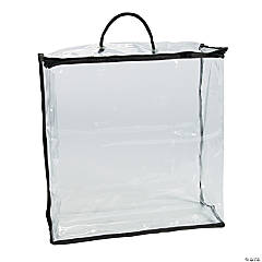 Large Clear Storage Bags