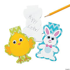 Easter Character Notepads