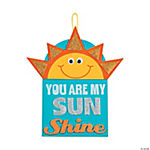 You are My Sunshine Sign Craft Kit