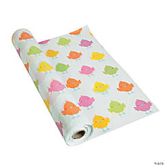 Easter Chick Tablecloth Roll