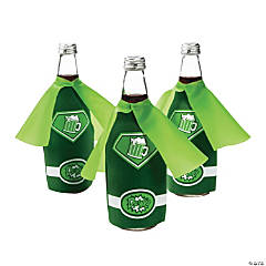 St. Patrick's Day Bottle Covers with Cape