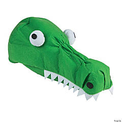 Felt Alligator Hat