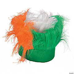 Irish Crazy Hair Headband