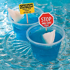 Shark Fin Gelatin Cups Recipe