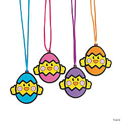 Hatching Chick Necklaces