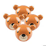 Teddy Bear Beach Balls