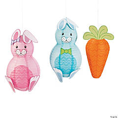 Easter Bunny Paper Lanterns
