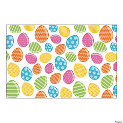 Easter Egg Backdrop Banner