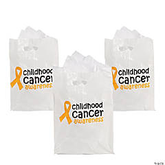 Childhood Cancer Awareness Bags