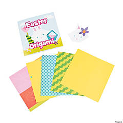 Easter Origami Booklet