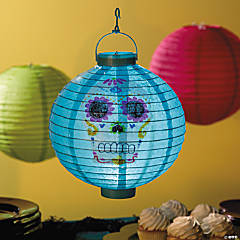 Day of the Dead Lanterns Idea
