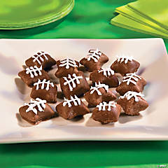 Football Pretzel Recipe