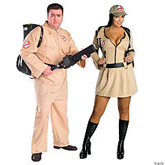 Ghostbusters Couples Costumes