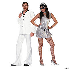 Disco Couples Costumes