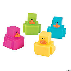 Vinyl Mini Digi Rubber Duckies
