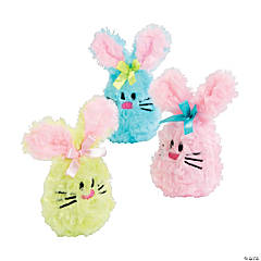 Plush Softie Bean Bag Bunnies